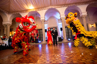 Reception 2 - Cake cutting, Bouquet/Garter, Lion Dance, Open Dancing